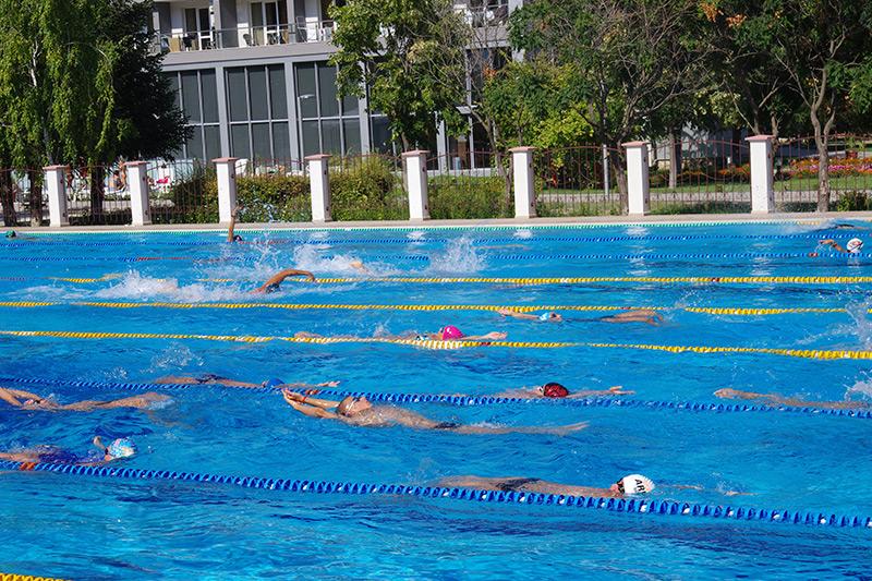Греция спортивные сборы по плаванию